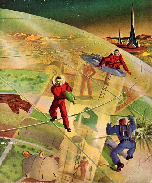 58 Best Retro Scifi Images On Pinterest: 17 Best Images About Retro Sci-Fi On Pinterest