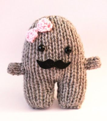 37 best images about Knitted Toys on Pinterest Toy monkey, Knitting for beg...
