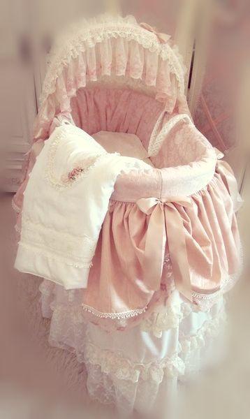 Vintage Shabby Pink! Baby Nursery