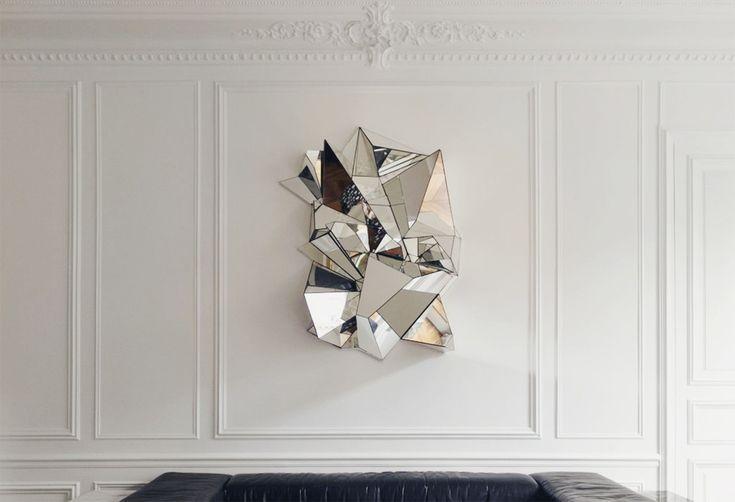 Mathias Kiss – Reflexion Mirror - Google Search