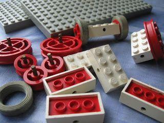 Legoja 60-luvulta / '60s Legos