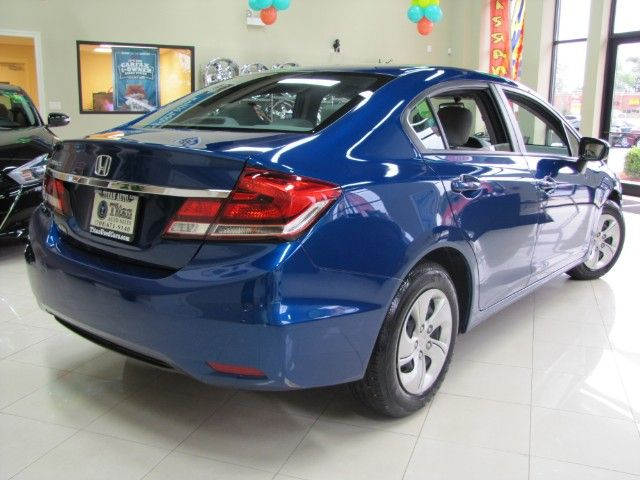 Used 2014 Honda Civic LX Sedan CVT for Sale in Worth IL 60482 Titan Auto Sales