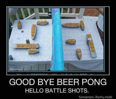 wildwood?Ideas, Beer Pong, Drinks Games, Battle Shots, Beerpong, Fun, Games Night, Battleshots, Parties Games
