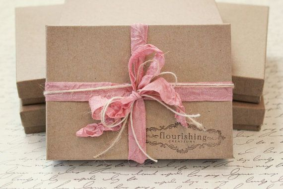 Gift Wrapping Service Add on for your by FlourishingCreations, $4.00