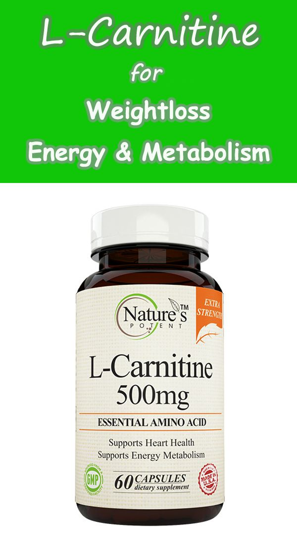 Product Description L-Carnitine is an essential amino acid that takes part in a great number of biochemical reactions. In essence, it's a 'building block' used by your cells, and L-Carnitine 500mg fro