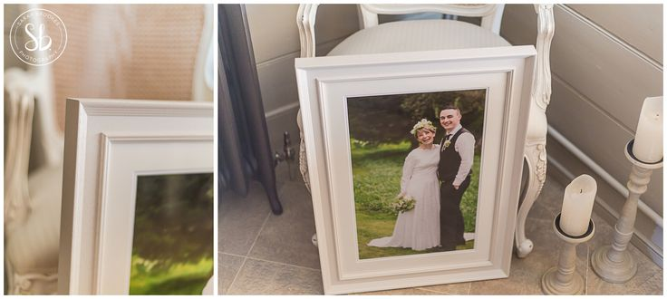 White Heritage Frame - Sarah Brookes Photography