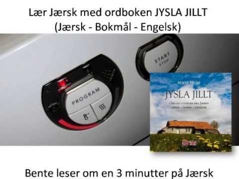 Bente leser om en triminuttar på Jærsk - YouTube