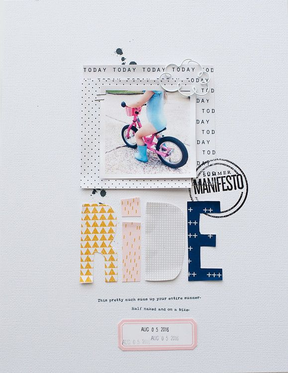 Check out this week's most favorited layout!