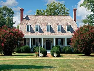 Bowling Green Farm, Bowling Green, VA - $1.399 million - probably way more than we can handle.
