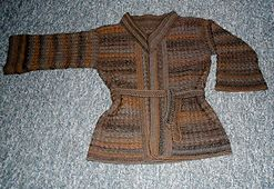 Ravelry: Country Casual Sweater Jacket pattern by Carol Ballard