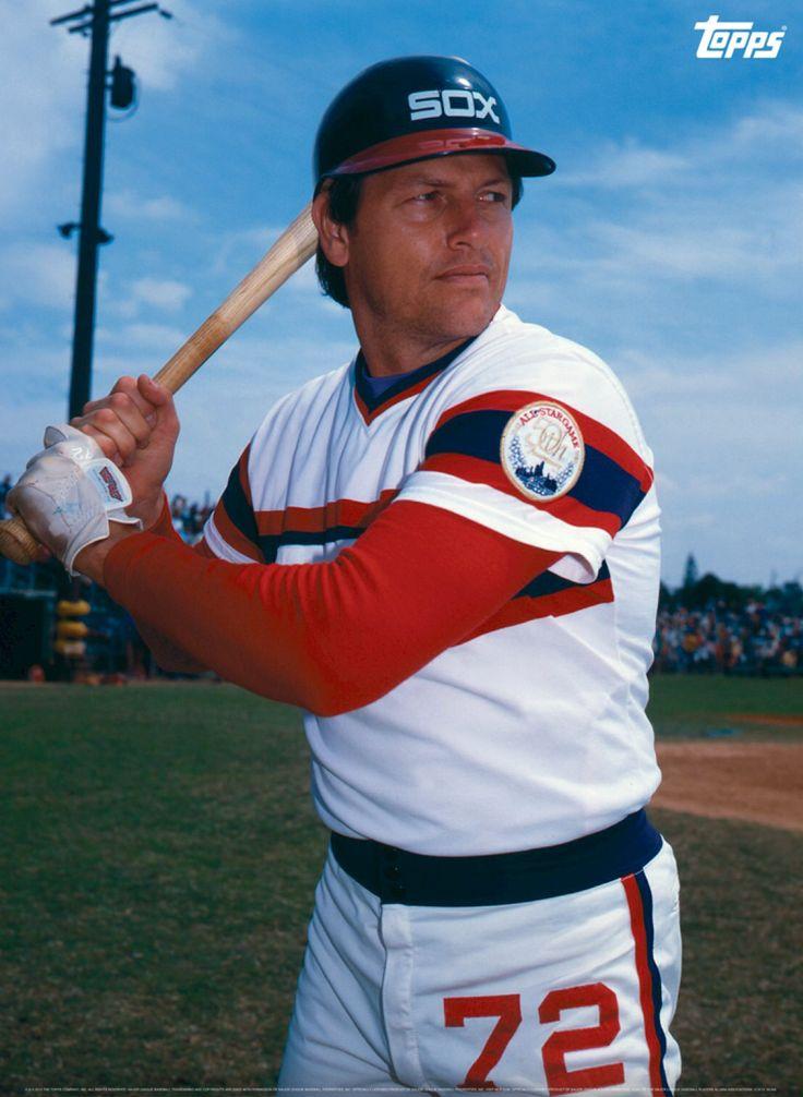Carlton Fisk 1983: My Chicago White Sox