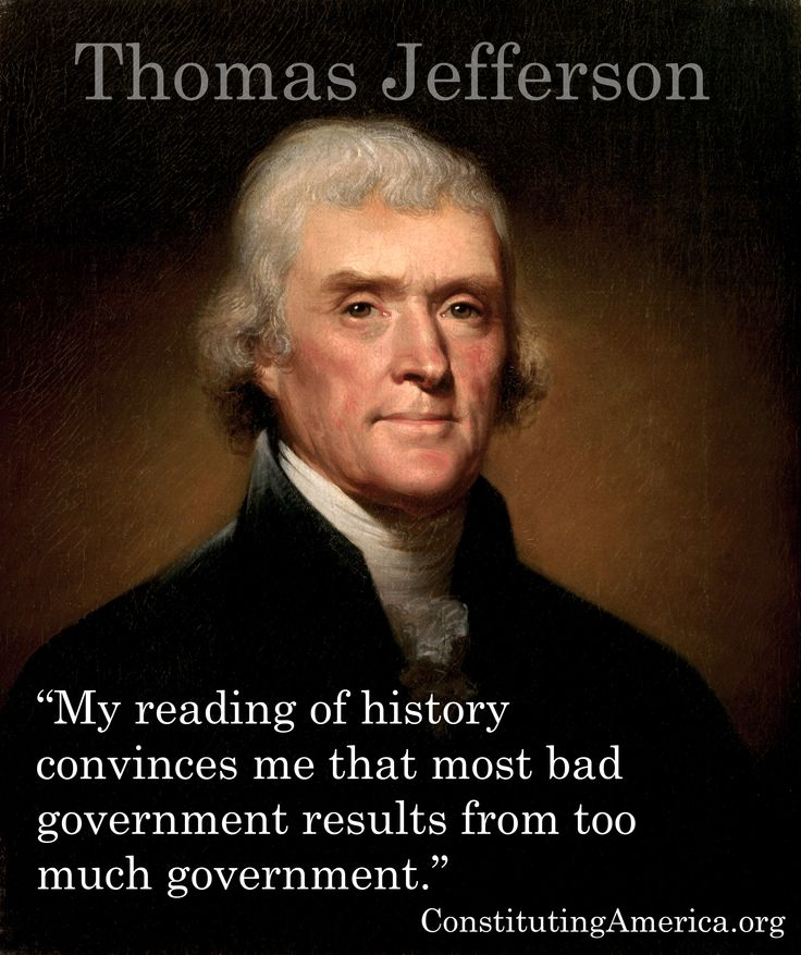 the impact of thomas jefferson on the history of america The dark side of thomas jefferson  to the point where an absolute moral reversal was reached and he made slavery fit into america's national enterprise  biggest waves in recorded history.