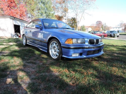 Cool Great 1999 BMW M3 M3 1999 bmw e36 m3 coupe 2 owners 2018