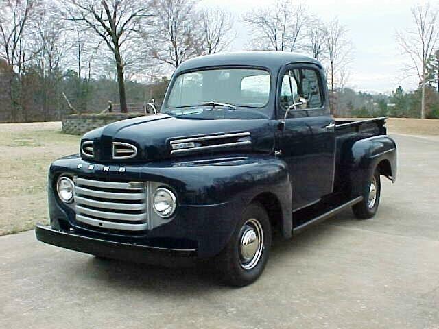 Ford Trucks | Ford F1 Truck 19481952 History, Pictures