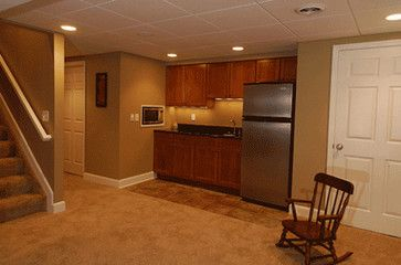 1000 ideas about small finished basements on pinterest for Basement kitchen ideas on a budget