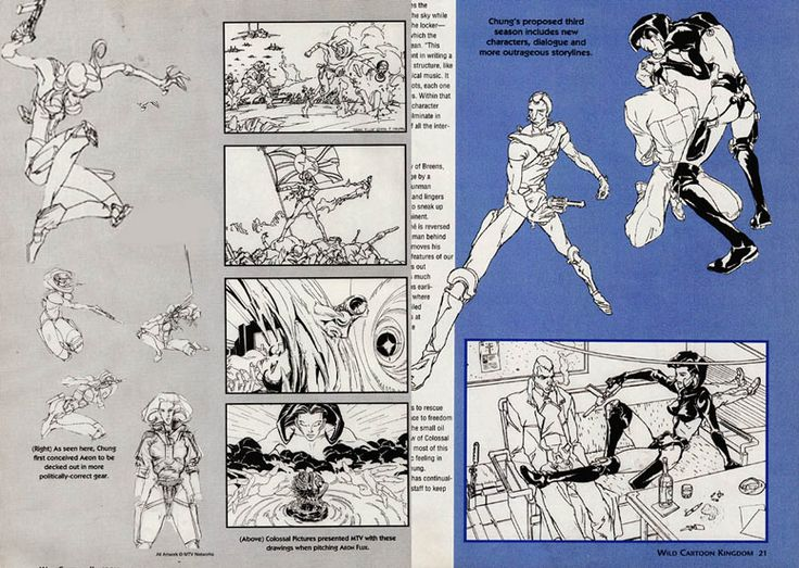 Character Design Lecture : Best aeon flux images on pinterest