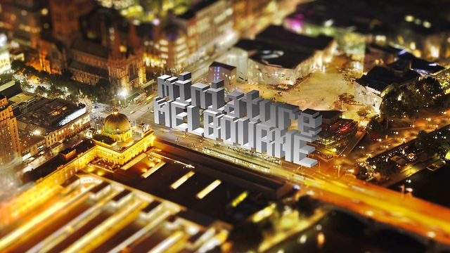 Miniature Melbourne by Nathan Kaso. Stunning tilt-shift time-lapse film featuring the city of Melbourne, Australia. This piece is 10 months in the making and features a range of different events and festivals held in the city throughout the year.