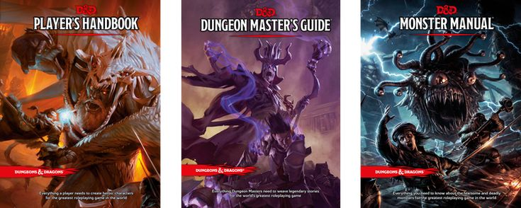 Dd 5enext core books dungeons dragons dungeoneering