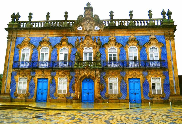Palácio do Raio, Baroque Architecture, Braga