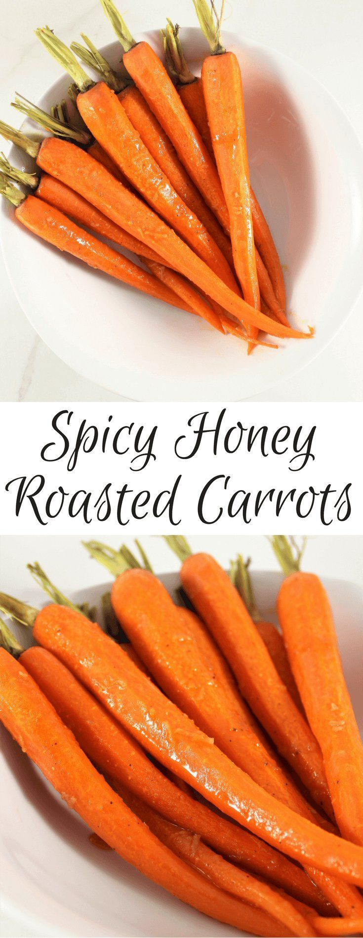 spicy, carrots, sides