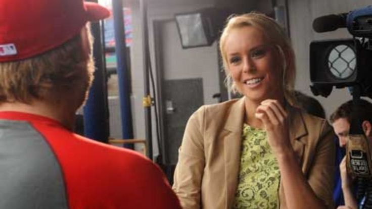 Archive video: Britt McHenry's assignment brings her back to Brevard Britt McHenry  #BrittMcHenry