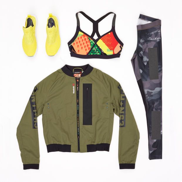 Stylish active wear