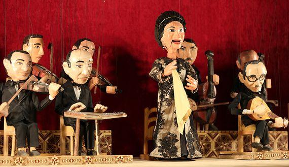 Umm Kulthum returns to the Egyptian stage