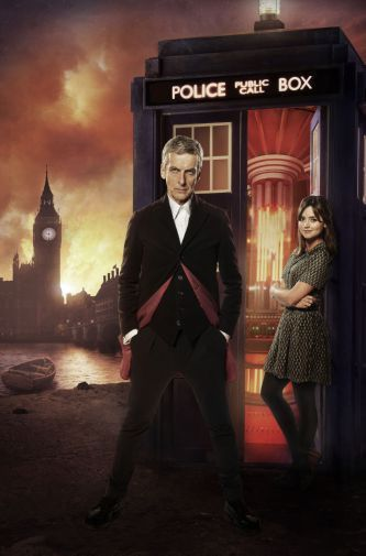 Peter Capaldi Doctor Who Photo Mug Gourmet Tea Gift Basket