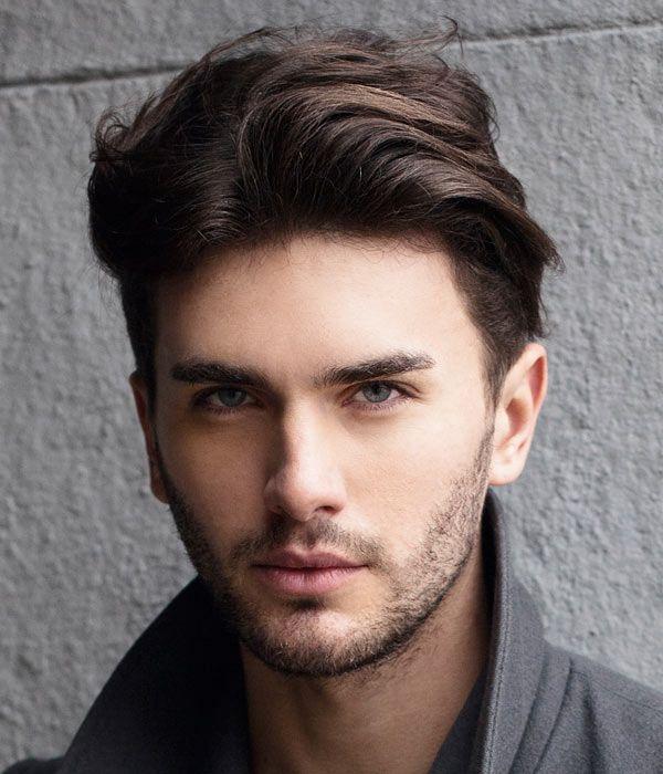 +50 fotos de peinados y cortes de pelo para hombre 2016 Parte superior más larga