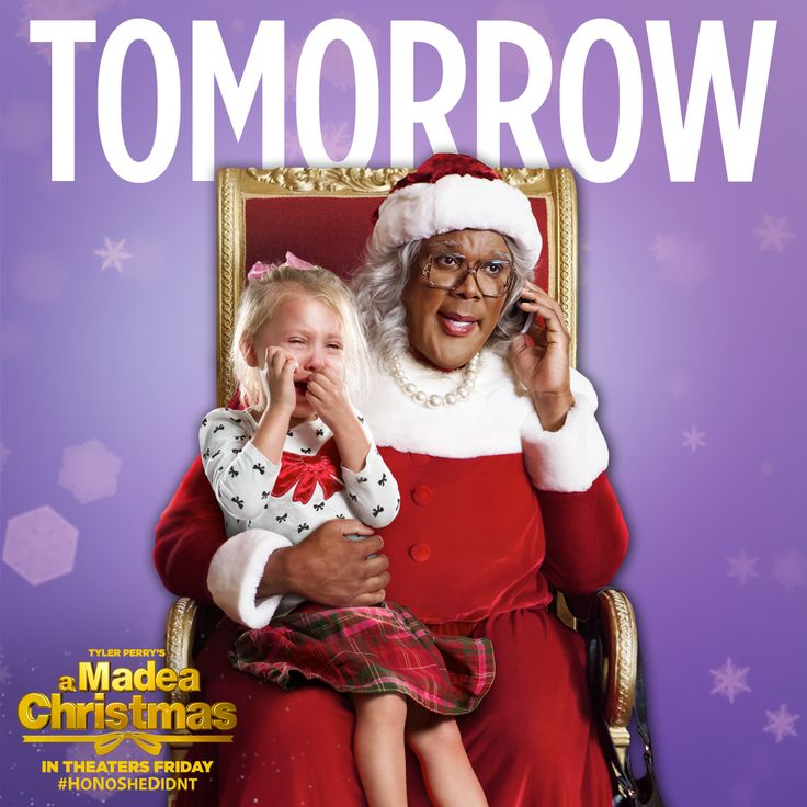 madea christmas poster - photo #8