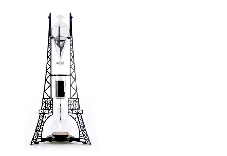 Eiffel Cold Drip Tower