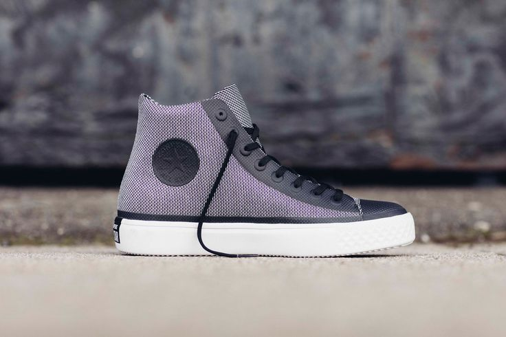 Converse-Chuck-Modern-Colors-1-Black_Hi - Design Milk