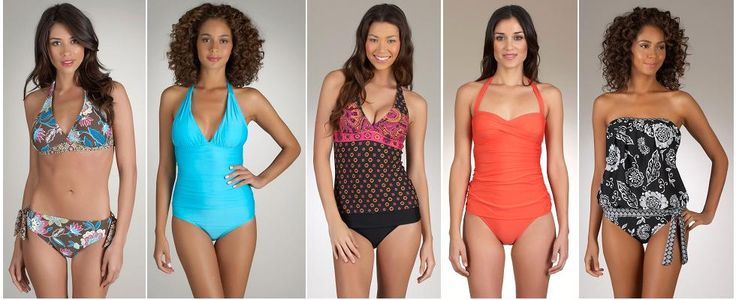 Swimwear for Large Busts and Soft Bellies - Wardrobe Oxygen - THIS LADY ALREADY DID THE RESEARCH! Look at see if any of the swimsuits she found work for you!