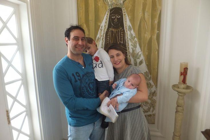 صورة عائلة الهامس السورية البرازيلية. سوري في البرازيل: لقاء مع محرر الأصوات العالمية بالعربية رامي الهامس