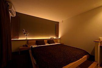 【O-uccino】主寝室に間接照明を取り入れる! 建築家・ナイトウタカシさんのブログ