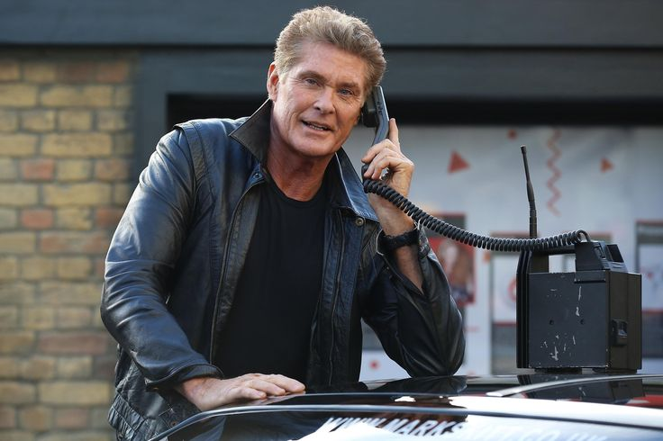 """David Hasselhoff joins the cast of """"Sharknado 3"""" as the father of Fin Shepard, played by Ian Ziering."""
