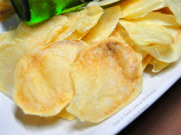 chips di patate light