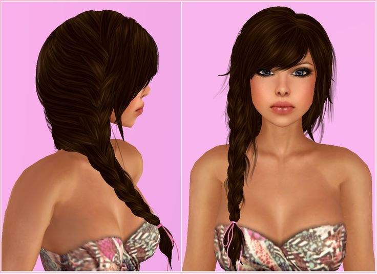 how to put your hair in pigtails