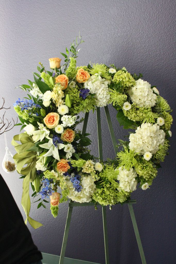 Unique funeral flower arrangements ideas on pinterest