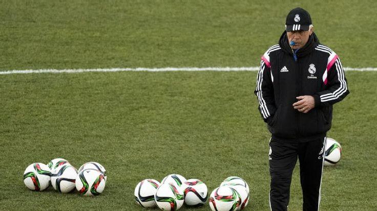 Madrid rivals prepare for cup clash