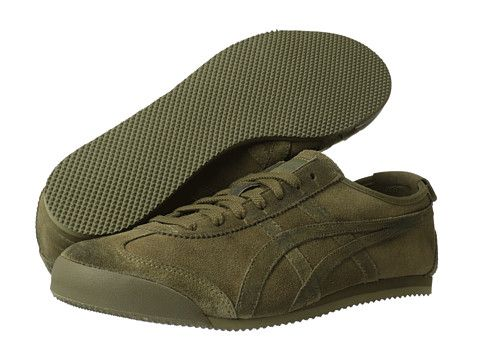 Onitsuka Tiger by Asics Mexico 66® Khaki/Khaki - Zappos.com Free Shipping BOTH Ways