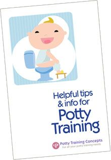EXTREMELY informative potty training website with TONS of information