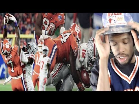 WORST QB I'VE EVER SEEN!!! CLEMSON vs OHIO STATE FIESTA BOWL REACTION -  Low cost social media management! Outsource  now! Check our PRICING! #socialmarketing #socialmedia #socialmediamanager #social #manager #instagram My reaction to THE DESHAUN WATSON SHOW!! AKA CLEMSON vs OHIO STATE FIESTA BOWL 2016!! THANKS FOR 600K SUBS GUYS! Drop a like if you enjoyed fam... - #InstagramTips