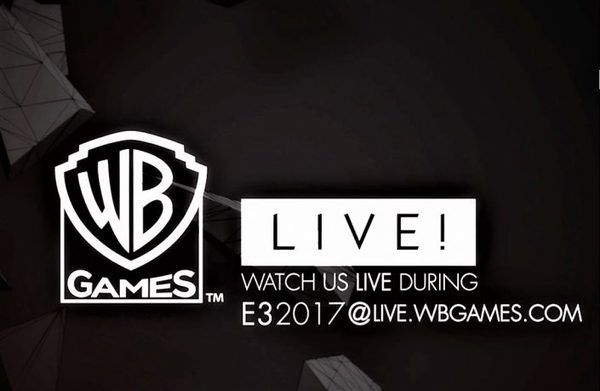 Warner Bros. announces WB Games Live! from E3 2017