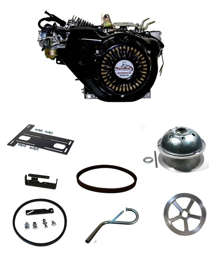 460cc 25HP Golf Cart BIG BLOCK ENGINE UPGRADE KIT 85-96 YAMAHA G2 G8 G9 G11 G14 – forklift parts and accessories