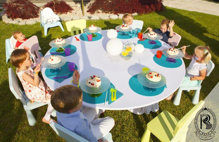 Okrągły Stół Słodkości! :)  #dzieci #przyjęcie #kids