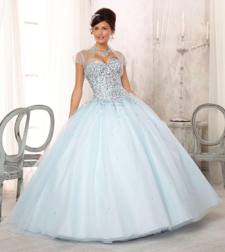 Mori Lee Quinceanera Dress 88084 - ABC Fashion