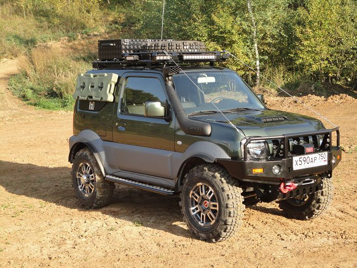 Suzuki Jimny By Dextergames 218 Cars And Motorcycles