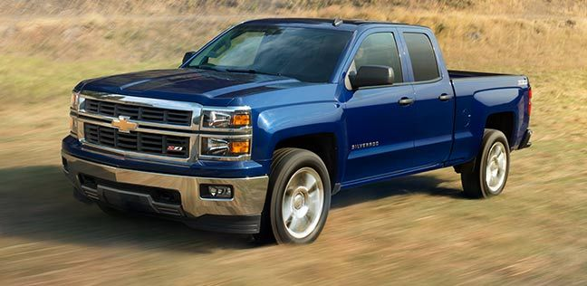 2014 Chevy Silverado Z71 Pickup Truck  i want this truck  but i want it black