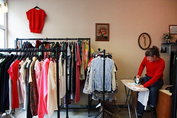 Second Hand Garderobe #Leipzig   Secondhand Laden